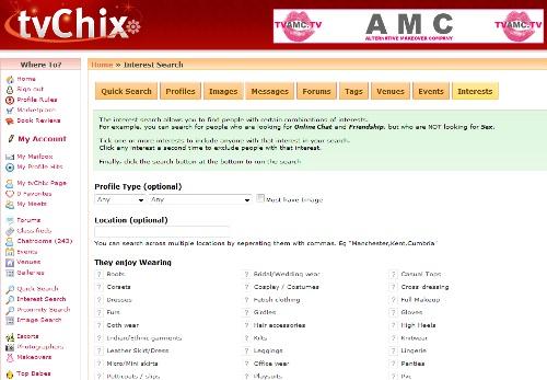 tvChix.com members